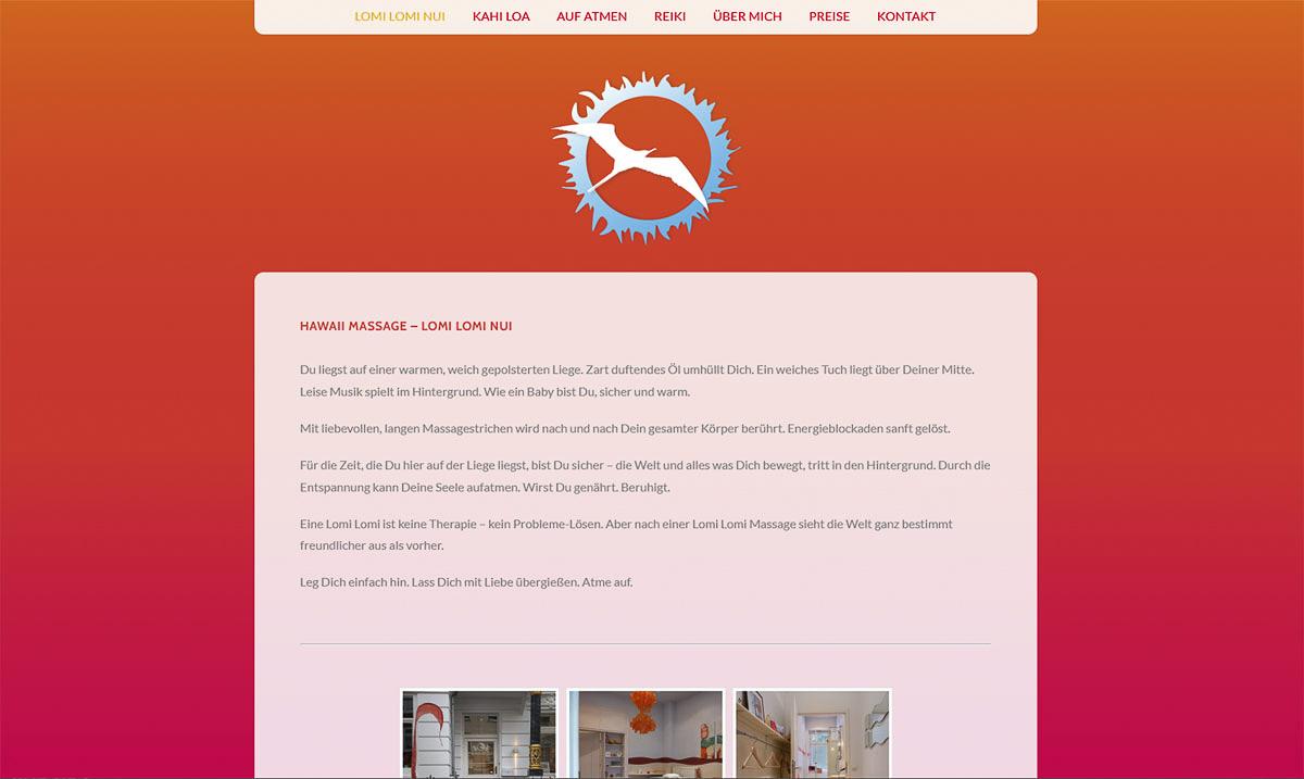 Webdesign für Norddeutsche Wohnbau und Heinz von Heiden Hannover - Kerstin Geisthardt